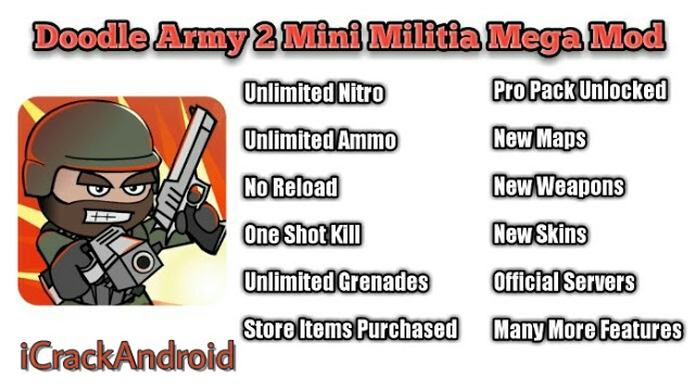 Mini Militia Mod V409 Apk Hack Dkworld4ucom